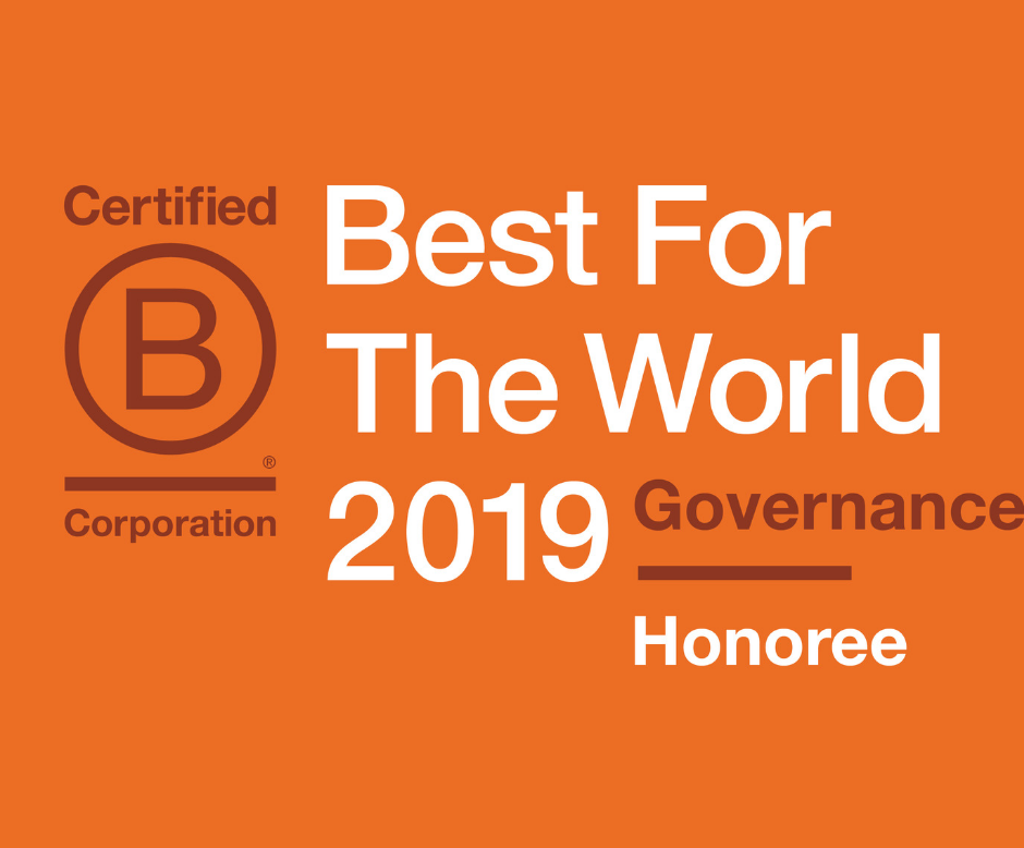 BEST FOR THE WORLD 2019 - Coop4Welfare - progetto di welfare